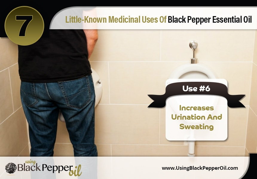 black pepper oil for pain